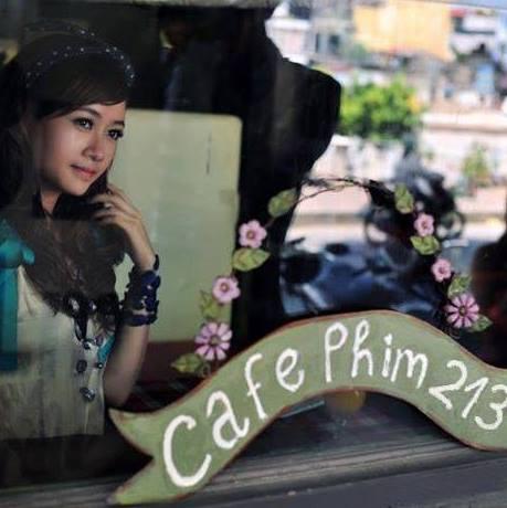 Quán cafe kín đáo cho cặp đôi