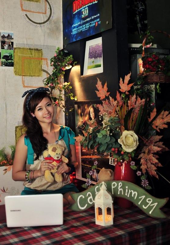 cafe fim 3d tại hà nội và trên thế giới