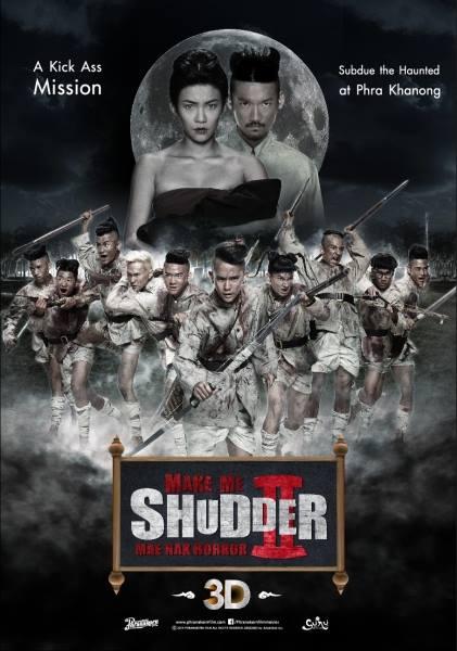 Make Me Shudder 2 - Ma Nữ Tìm Chồng