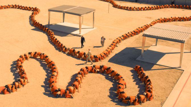 Rết Người - bộ phim tởm nhất thời đại The Human Centipede