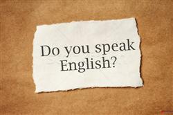 Để nói chuẩn tiếng Anh bạn cần tránh một số điều.
