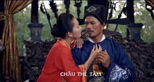Trang phục phim cổ trang Việt in hình giống Vua Sư Tử của Walt Disney