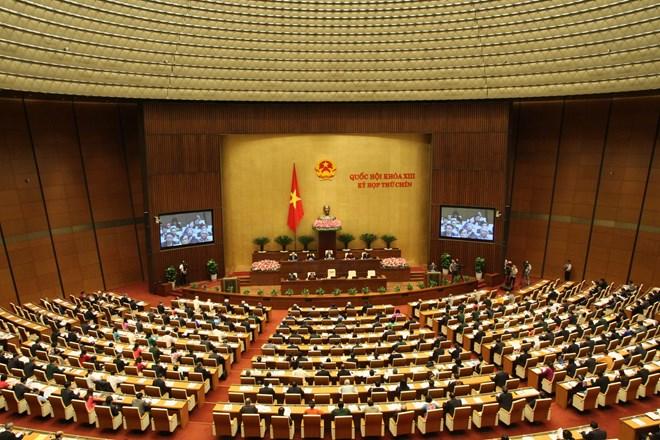 Lịch trình bầu cử Quốc hội, HĐND các cấp năm 2016