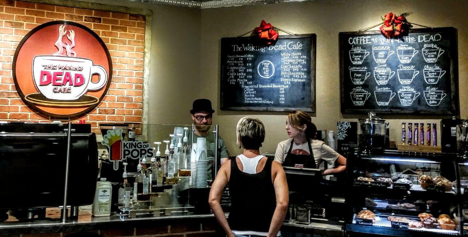 Những quán café nổi tiếng thế giới dành cho dân mê phim