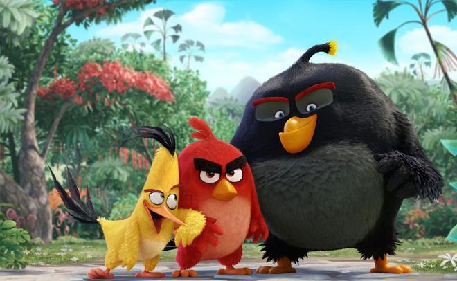 The Angry Birds Movie vượt mặt Captain America: Civil War trên bảng xếp hạng doanh thu