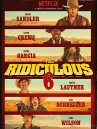 bộ 6 thằng dở hơi-The Ridiculous 6 (2015) trò chơi cười lăn lộn