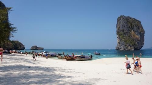 Nhật ký du lịch tại Krabi phần 1