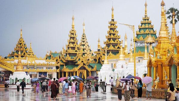 Nhật ký du lịch Bangkok của tôi Phần 1