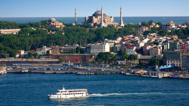 Chọn cuộc phiêu lưu của riêng bạn ở Thổ Nhĩ Kỳ