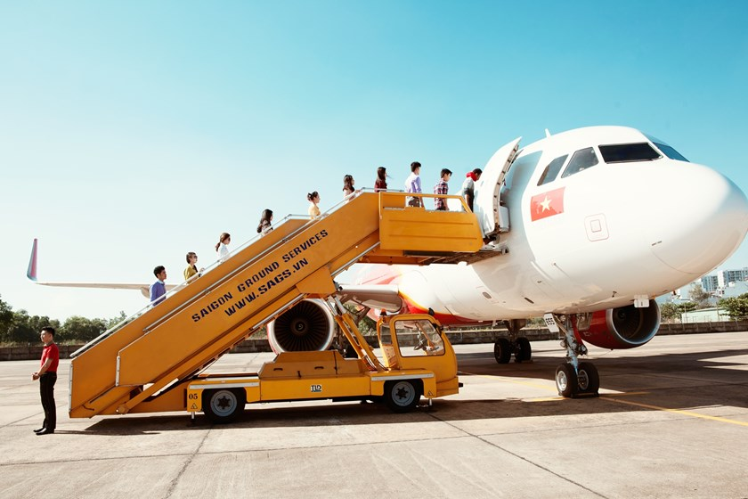 Vietjet ra mắt tuyến mới đến Đài Nam, Kuala Lumpur với 50.000 siêu tiết kiệm vé