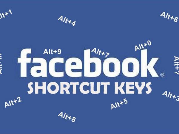 Danh Sách 10 Phím Tắt Facebook Thông Dụng