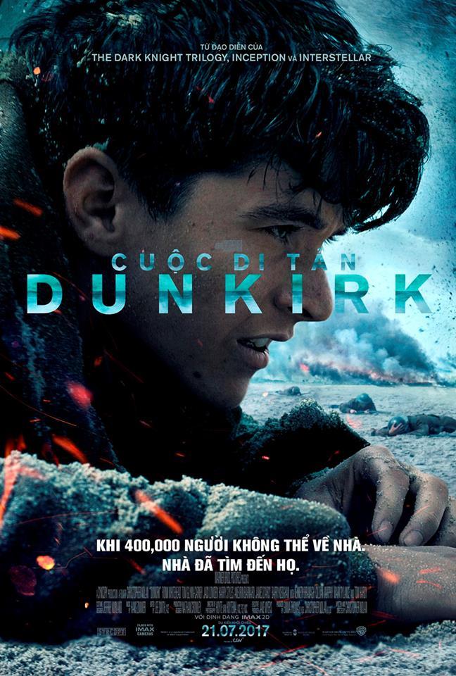 Phim Trận đánh Dunkirk