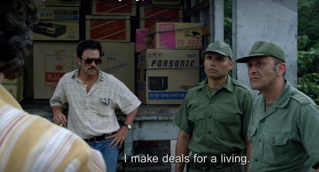Bộ phim NARCOS Trùm ma túy