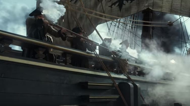 Pirates of the Caribbean: Dead Men Tell No Tales 2017 Cướp biển Cà-Ri-Bê