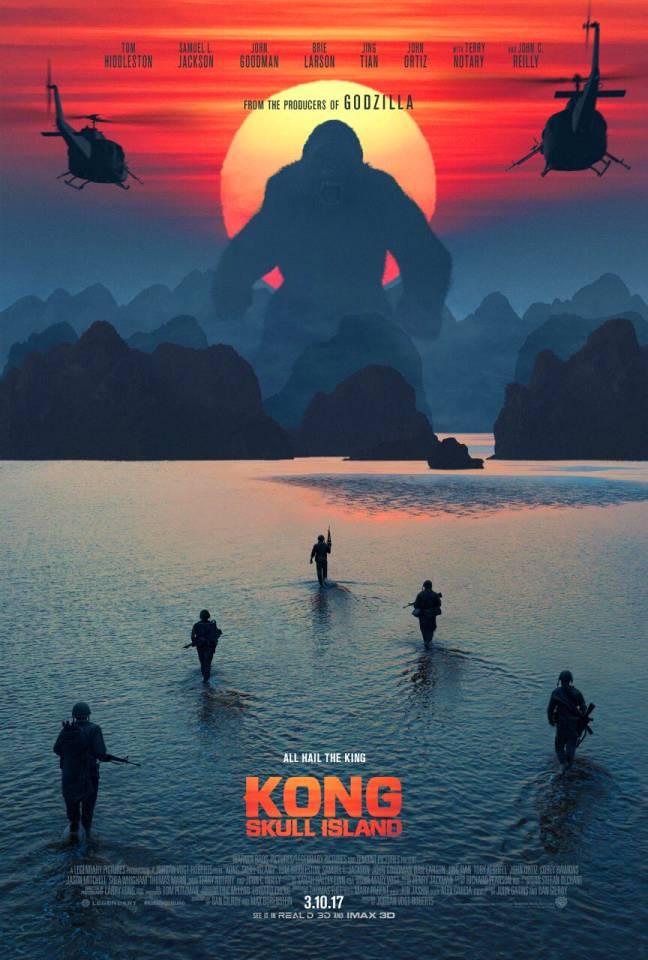 Xem online Kong: Skull Island- Đảo Đầu Lâu Vietsub-HD phim hot (2017)