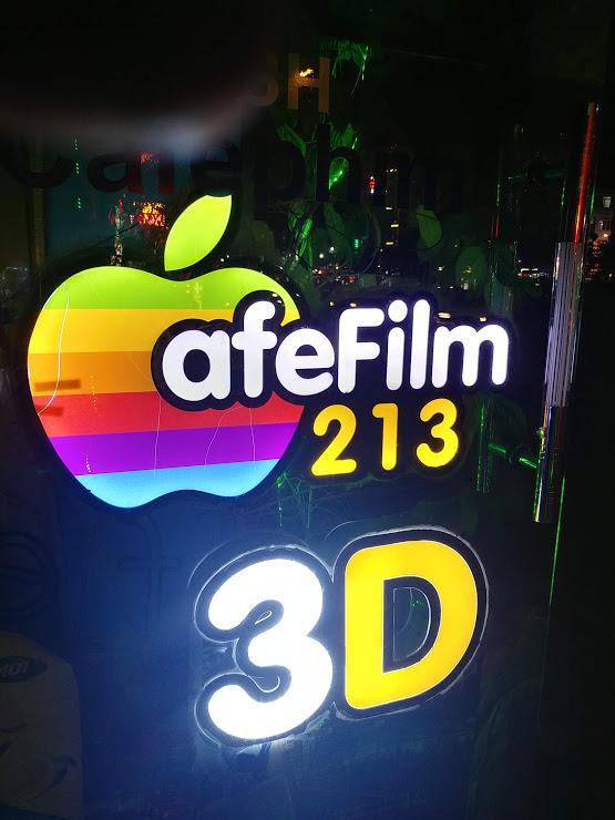 cà phê film 3D memoria