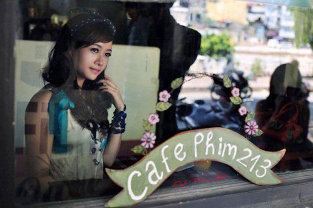 cafe film 213 Vũ Tông Phan Thanh Xuân Hà Nội